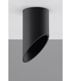 Plafon PENNE 20 czarny