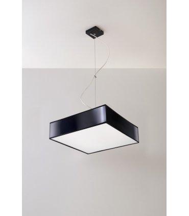 Lampa wisząca HORUS 35cm Czarna
