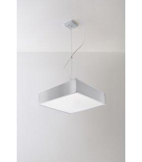 Lampa HORUS 35cm Szara