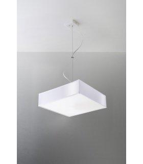 Lampa wisząca HORUS 35cm Biała