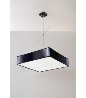 Lampa wisząca HORUS 45cm Czarna