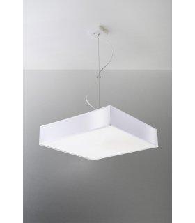 Lampa wisząca HORUS 45cm Biała