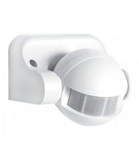 Czujnik ruchu IP44 biały
