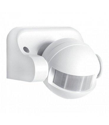 Czujnik ruchu PIR IP44 biały