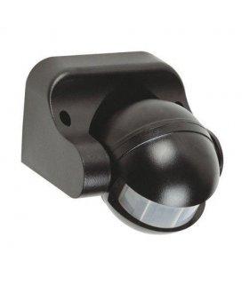 Czujnik ruchu PIR IP44 czarny