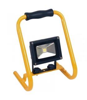 Naświetlacz LED 10W przenośny z uchwytem