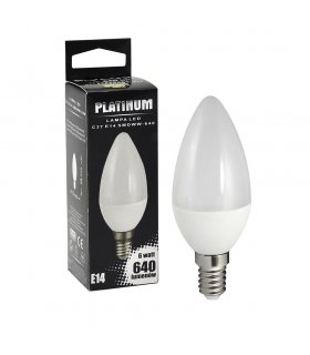 Żarówka LED 6W E14 640lm