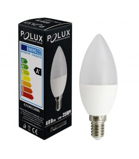 Żarówka LED 4,5W E14 400lm