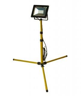 Naświetlacz LED na statywie (Tripod)