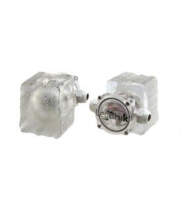 Creativ 6,3x8,2x6,9cm Świecąca kostka brukowa LED