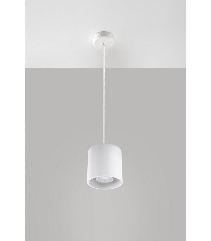 Lamp wisząca ORBIS 1 Biały