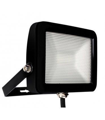 Naświetlacz LED 20W Super SLIM Czarny