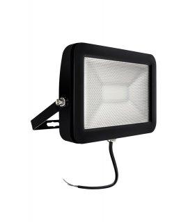 Naświetlacz LED 30W Super SLIM Czarny