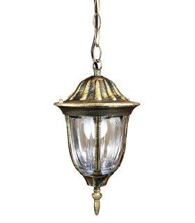 Lampa ogrodowa POLUX FLORENCJA ALU3118HP patyna wisząca
