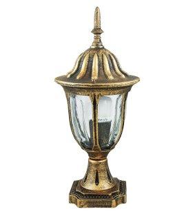 Lampa ogrodowa POLUX FLORENCJA ALU3118LP patyna niska