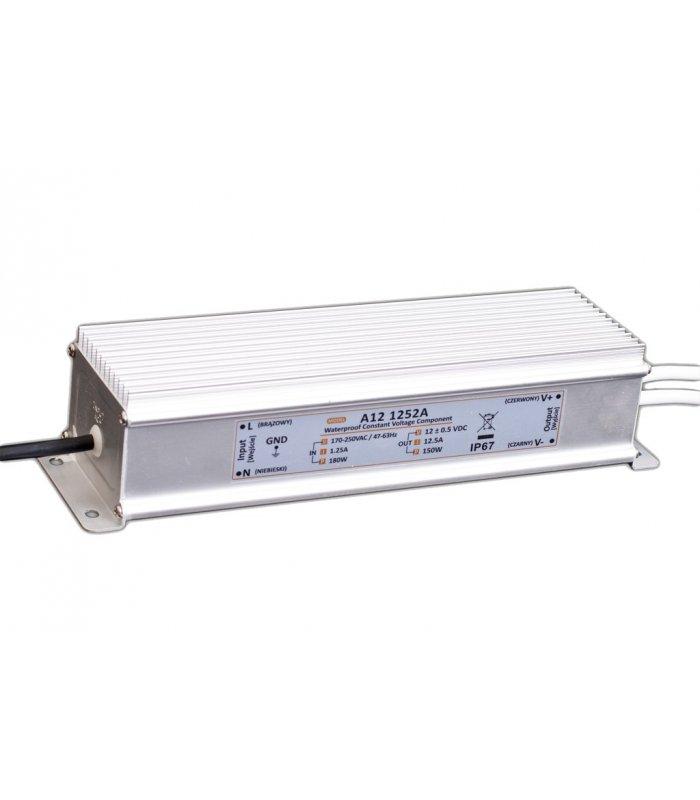 Zasilacz 150W IP67 wodoodporny
