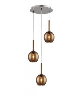 MONIC PENDANT MD1629-3B COPPER
