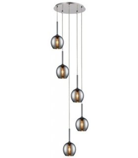 MONIC PENDANT MD1629-5B CHROME
