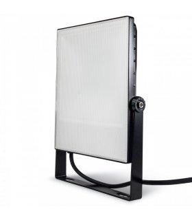 Naświetlacz LED 50W FLAT Czarny