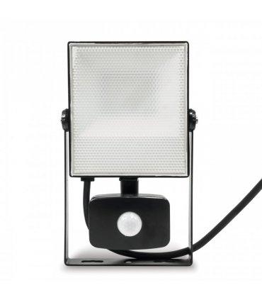Naświetlacz LED 20W SMD ExtraFLAT z czujnikiem zmierzchu i ruchu Wodoodporny