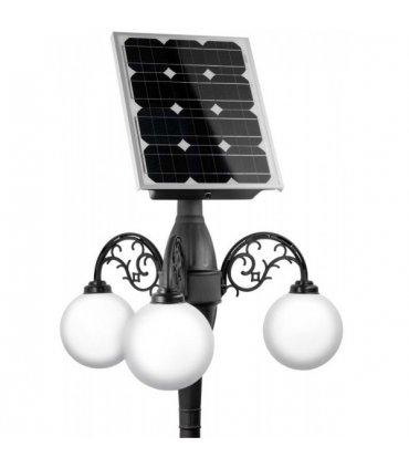 Lampa Solarna LEDDY CLASSIC 3 + czujnik zmierzchu