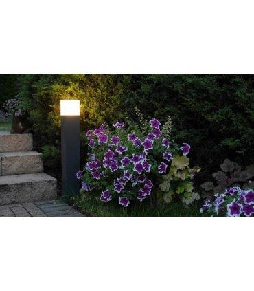 Lampa CUBE MAX 70cm Srebrna