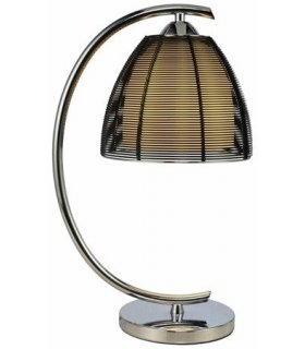 PICO TABLE LAMP MT9023-1S BLACK