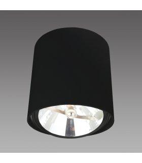 Calda 1 natynkowa czarna LP-9R20/1SM BK