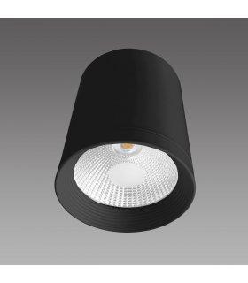 Zovo 1 natynkowa czarna LP-32015/1SM BK