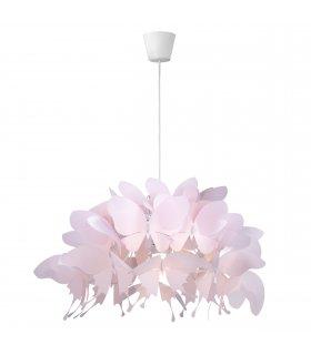 Farfalla 1 wisząca różowa LP-MD088-3439A/1P RÓŻOWY