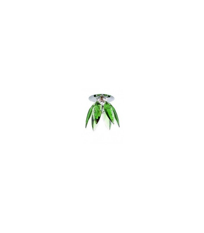 Merkury oczko zielone LP-10221/H29 L zielony