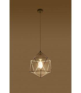Lampa wisząca Gaspare biała SL.0290  Sollux