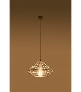 Lampa wisząca Umberto biała SL.0293 Sollux