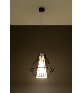 Lampa wisząca Demi czara SL.0298 Sollux