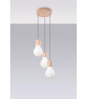 Lampa wisząca SAPPORO 3P