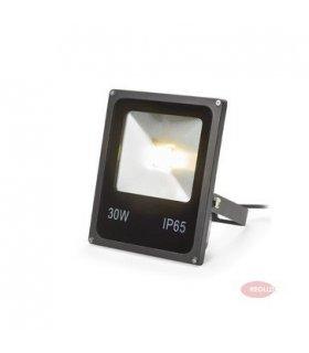 RAY reflektor mały czarna LED 10W IP65 REDLUX
