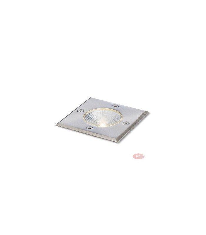 RIZZ SQ 125 stal nierdzewna LED 7W IP67