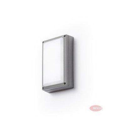 ASPEN natynkowa srebrnoszara LED 5W IP54 REDLUX