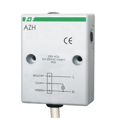 Czujnik zmierzchowy  230V IP65