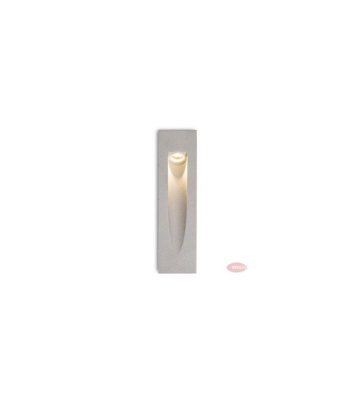 GAP podjazdowa srebrnoszara LED 3W IP54 REDLUX
