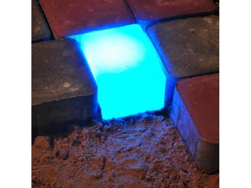 świecąca Kostka Brukowa Led Nostalit 9x12x6cm Sklpe Ledcopl