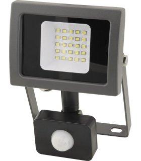 Naświetlacz LED 20W SMD OXY z czujnikiem zmierzchu i ruchu