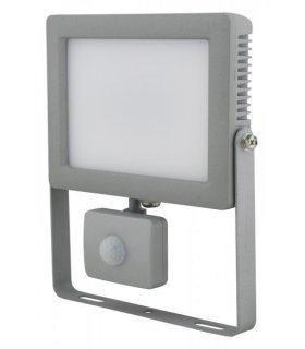 Naświetlacz LED 30W FLAT z czujnikiem zmierzchu i ruchu