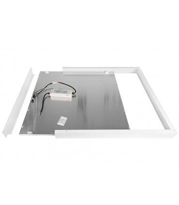 Ramka do montażu natynkowego panelu LED PLW66 skręcana
