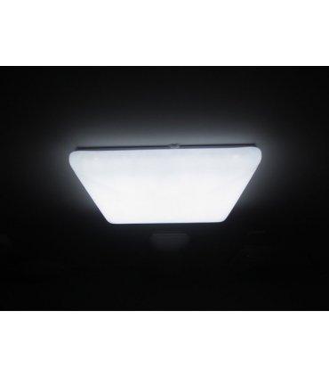 Plafoniera LED RADI z czujnikiem ruchu 18W 1440lm IP54