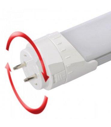 Świetlówka LED T8 120cm zimna 20W jednostronnie zasilana