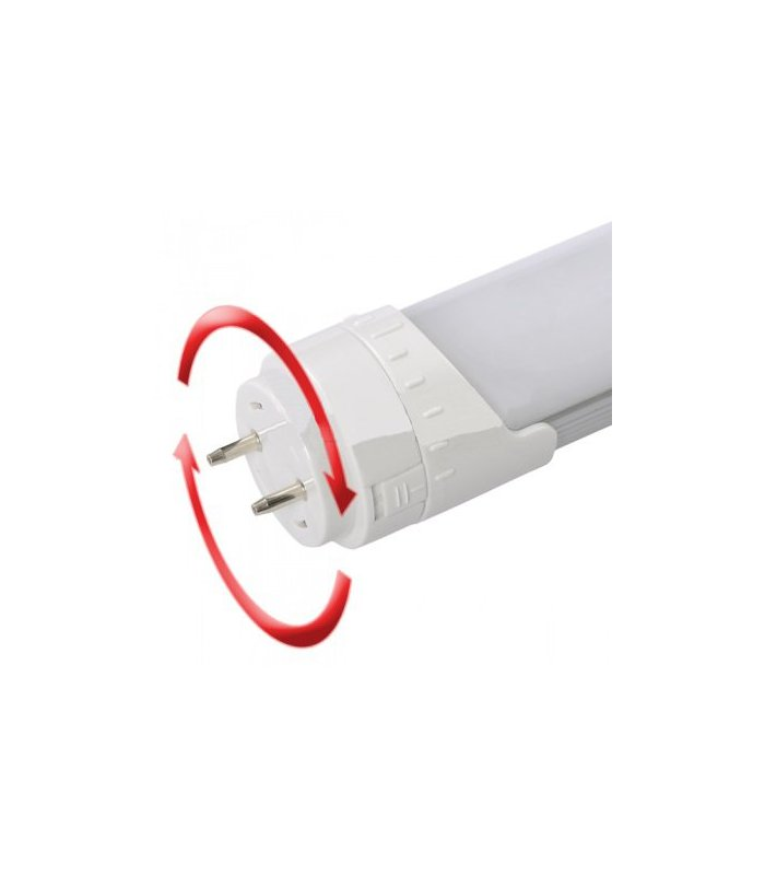 Świetlówka LED T8 150cm zimna 25W obracana