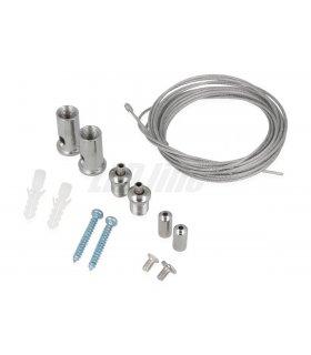 Zawiesie stalowe 150cm TRI-PROOF LED line