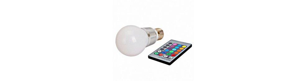 LED RGB - wielokolorowe