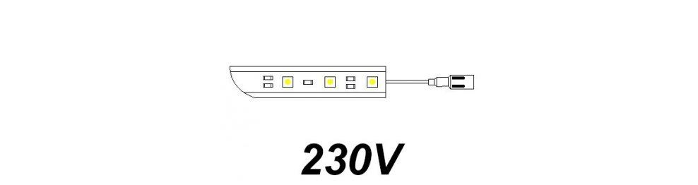 Taśma 230V